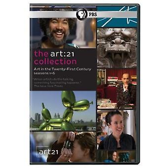 Art 21: Art in the Twenty - First Century: importazione USA stagione 1 - [DVD]