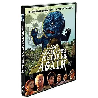 Förlorade skelett returnerar igen [DVD] USA import