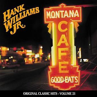 Hank Williams Jr. - Montana Cafe [CD] USA import