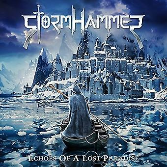 Stormhammer - Echoes of a Lost Paradise [CD] USA import