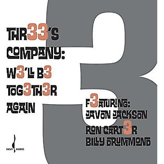 Three's Company - Well Be Together Again [CD] USA import