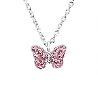Butterfly-925 Sterling hopea kaula korut-W24739X