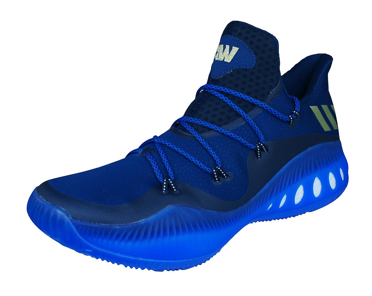 adidas Crazy Explosive Low Mens Basketball Trainers Shoes