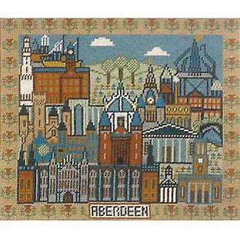 A Pattern of Aberdeen Needlepoint Kit