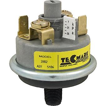 Tecmark 3902 Series Universal Pressure Switch 25A without Brass Fitting