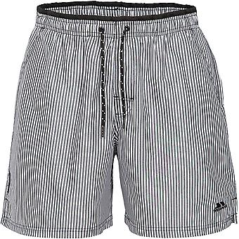 Trespass Mens Diran Casual Summer Surf Mid Length Quick Dry Shorts