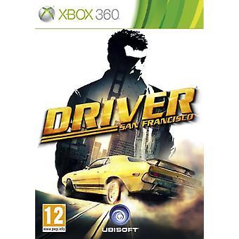 Driver San Francisco (Xbox 360) - As New