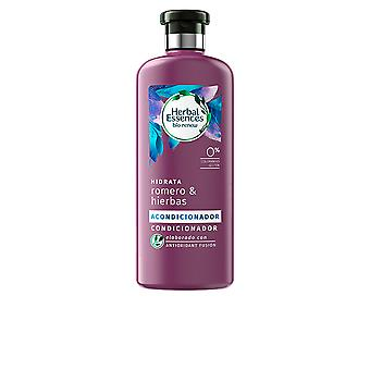 Herbal Bio Hidrata Romero Acondicionador Detox 0% 400 Ml Unisex