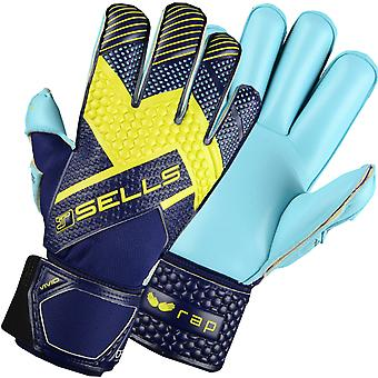 WRAP ILLUMINATE Torwart Handschuhe Größe verkauft