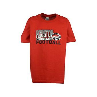 Houston Cougars NCAA Football ungdom Tee