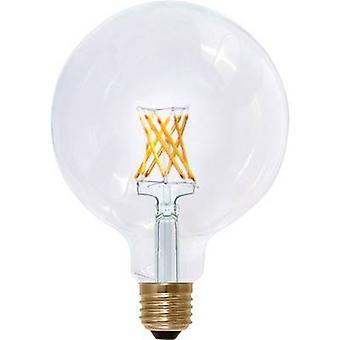 Segula LED (monochrome) EEC A+ (A++ - E) E27 Globe 8 W = 50 W Warm white (Ø x L) 125 mm x 170 mm dimmable, Filament 1 pc(s)