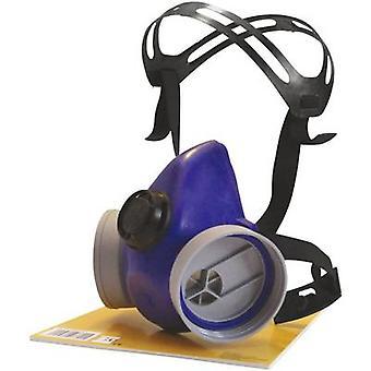 L+D Upixx Ny Eurmask 26201 Halvmaske åndedrettsvern m/o filter