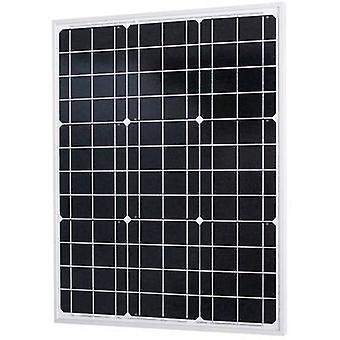 Phaesun Sun Plus 50 S Monocrystalline solar panel 50 Wp 12 V