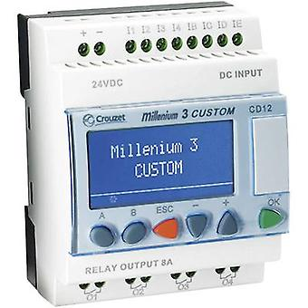 Crouzet 88974043 CD12 R 230VAC SMART PLC controller 230 V AC