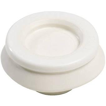 Wiska 10101932 Clixx 16 Cable Bushing Pure white (RAL 9010)