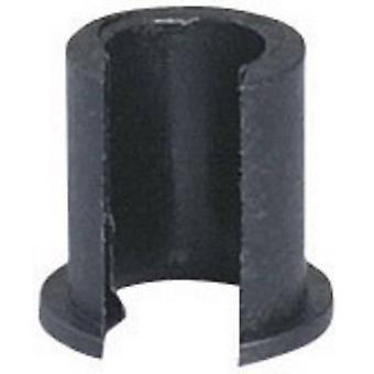OKW A1300040 reducer 6/4 mm zwart 1 PC (s)