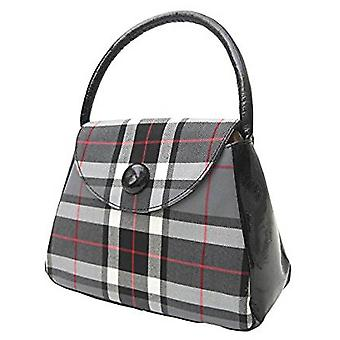 Tartan S Handbag (Thomson Gray)