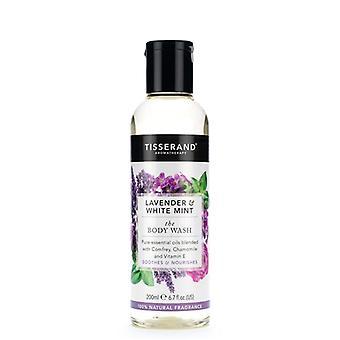 Tisserand Lavender & White Mint Body Wash