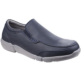 Caravelle Mens Jacob Slip On Lightweight Comfy Casual Shoes