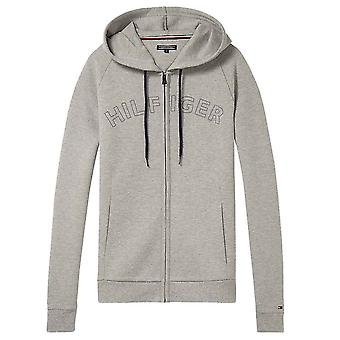 Tommy Hilfiger Hoody LS, Heather Grey, Large