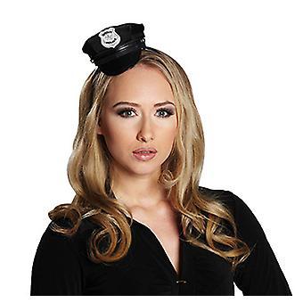 Police Cap Haarreif