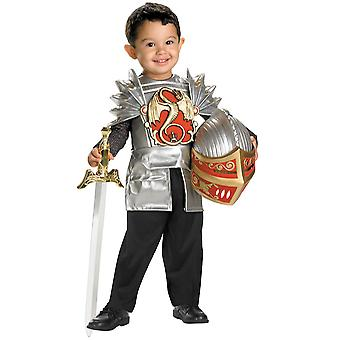 Knight Of The Dragon Warrior Medieval Renaissance Dress Up Toddler Boys Costume