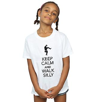 Monty Python Girls Keep Calm T-Shirt