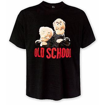 Muppets t-shirt gran maestri Statler & Waldorf vecchia scuola