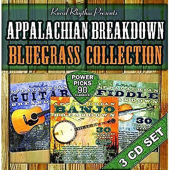 Appalachian Breakdown Bluegrass Collecti - Appalachian Breakdown Bluegrass Collecti [CD] USA import