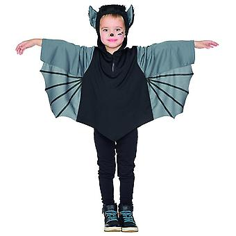 Bat topp tunika kostyme barn unisex Carnival Halloween pet bekostning