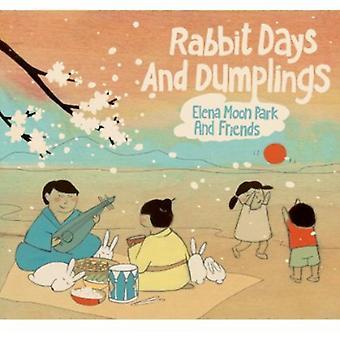 Park, Elena Moon & Friends - Rabbit Days & Dumplings [CD] USA import
