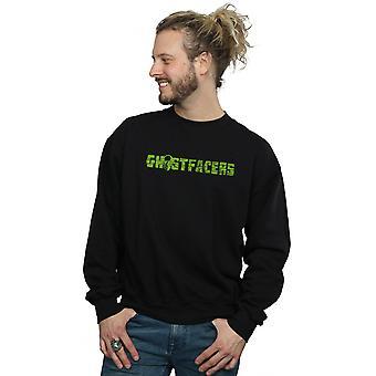 Yliluonnollinen miesten Ghostfacers Logo paita