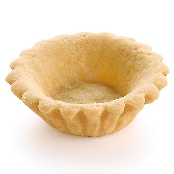 Pidy Mini Sweet Shortcrust Fluted Tartlets 4.5cm