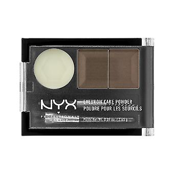 NYX PROF. MAKEUP Augenbrauenkuchen Taupe