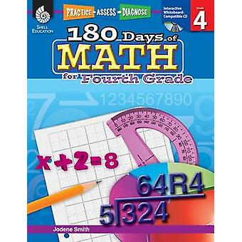 180 Days of Math for Fourth Grade - 9781425808075 Book