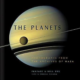 Planeterna - fotografier från arkiven av NASA - 9781452159362 Bo
