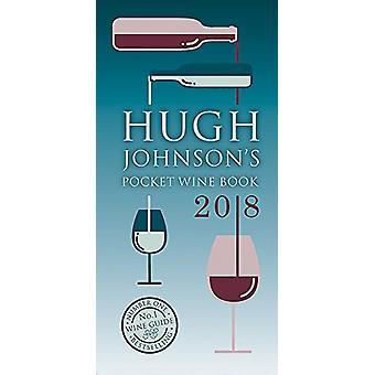 Hugh Johnsons Pocket Wine Book 2018 av Hugh Johnson - 9781784722937