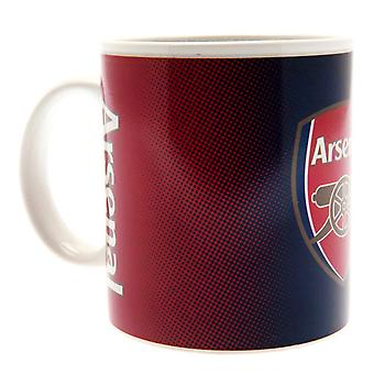 Arsenal kaltevuus lämpö muuttuvat Posliinimuki