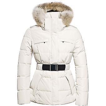 Goldbergh Jules Jacket - Fake Fur - White