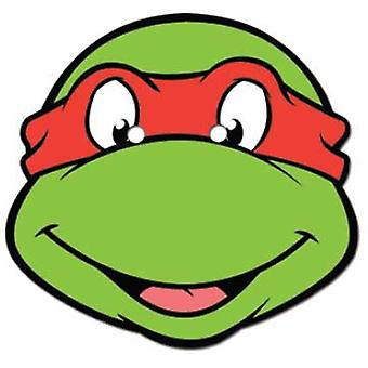 Raphael Teenage Mutant Ninja Turtles Kort Fancy Dress Mask
