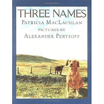 Tre nomi