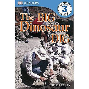 The Big Dinosaur Dig (DK Reader - Level 3