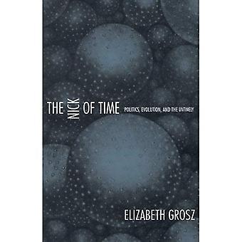 Der Nick of Time: Politik, Evolution und der vorzeitigen