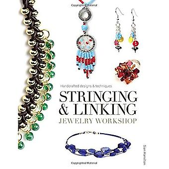 Stringing & Linking Jewelry Workshop: Handcrafted Designs and Techniques