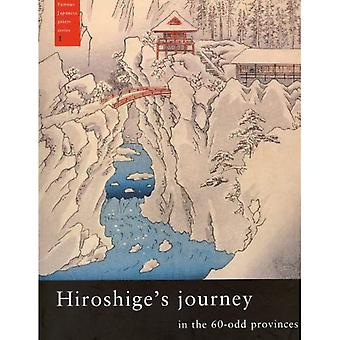 Hiroshiges Journey in 60 Odd Provinces (Famous Japanese Prints)