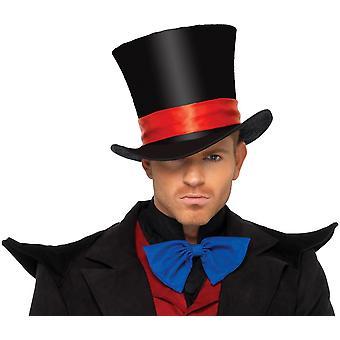 Hoge hoed fluweel voor iedereen