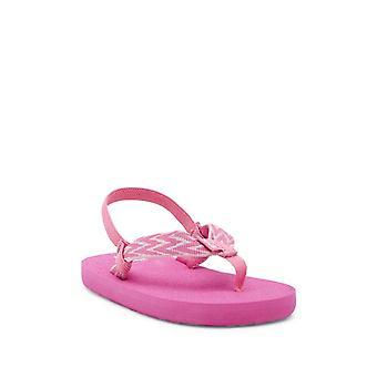 Kids Teva Girls Mush II Bungee Thong Flip Flops