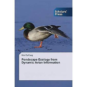 Pondscape Ecology from Dynamic Avian Information by Fang WeiTa