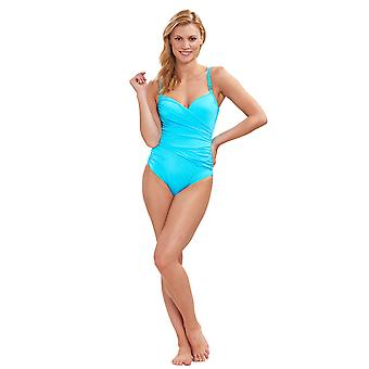 Féraud 3889504 Women's Beach Costume One Piece Swimsuit