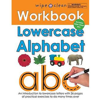 Lowercase Alphabet by Roger Priddy - 9780312508685 Book